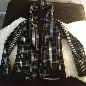 Hoodie jacket by spyder